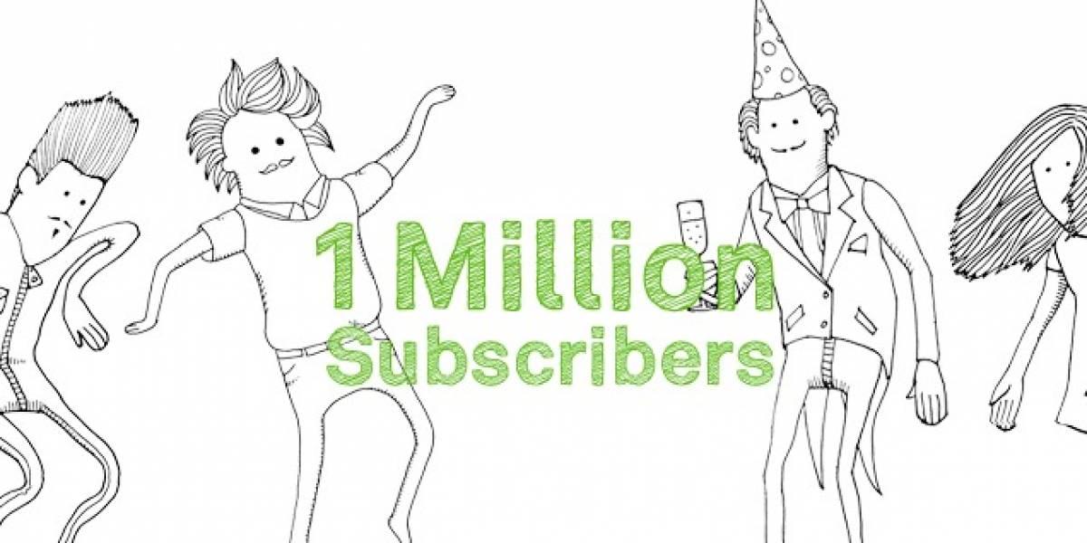 Spotify supera los 3 millones de suscriptores mensuales de pago