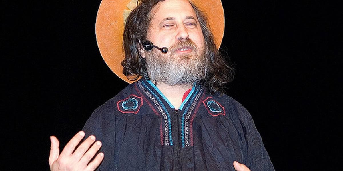 """Stallman: ChromeOS incentiva la """"computación descuidada"""""""