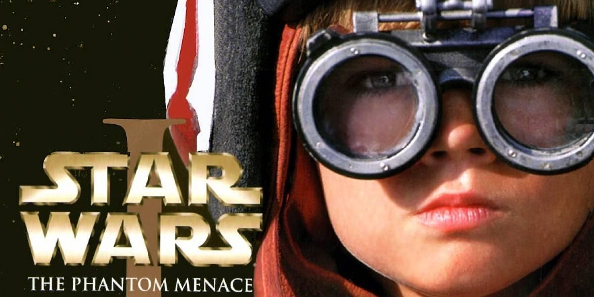 Star Wars: Episodio I 3D llegará al cine en febrero de 2012