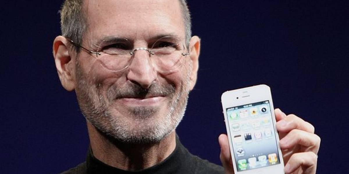 Steve Jobs da permiso para que se escriba su primera biografía oficial