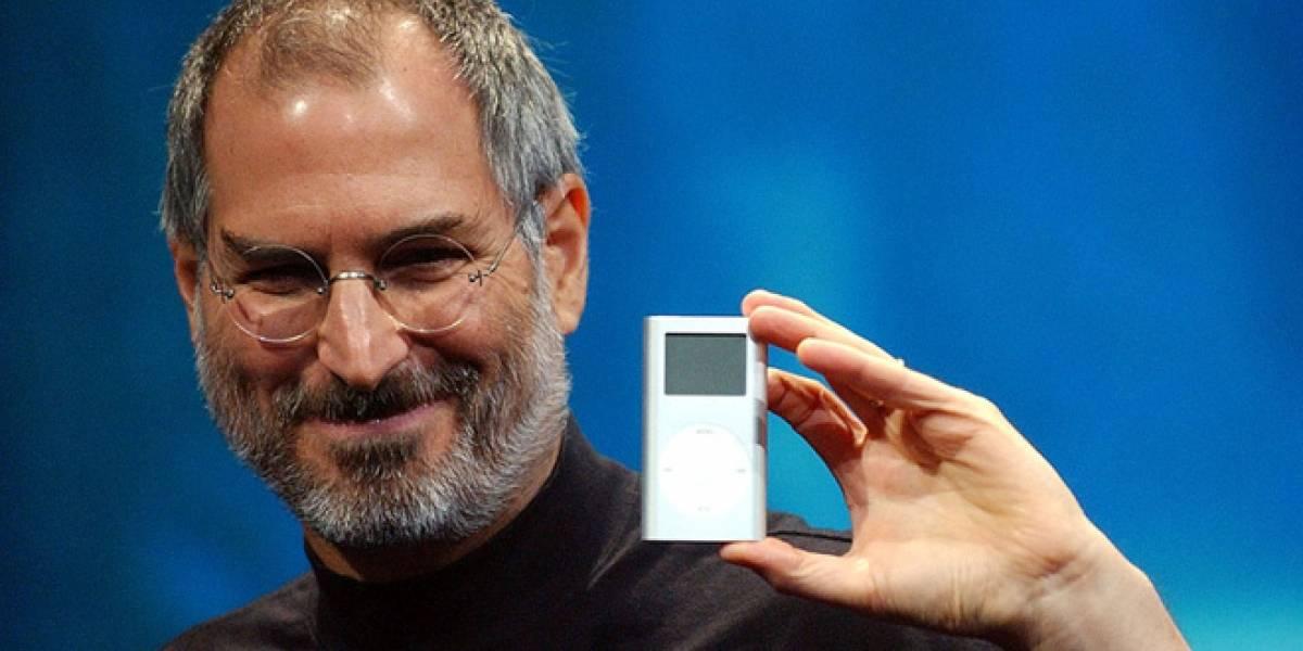Steve Jobs fue premiado anoche con Grammy póstumo