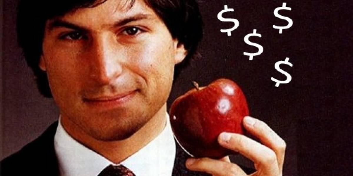 Apple alcanza nuevo récord de ventas