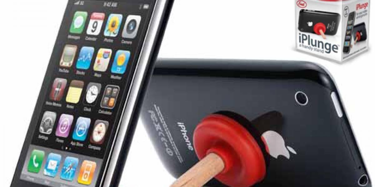 Esta es la solución a la pérdida de recepción del iPhone 4