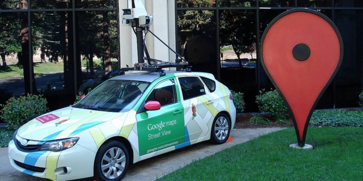 Google Street View se rinde en Alemania, deja de tomar fotos