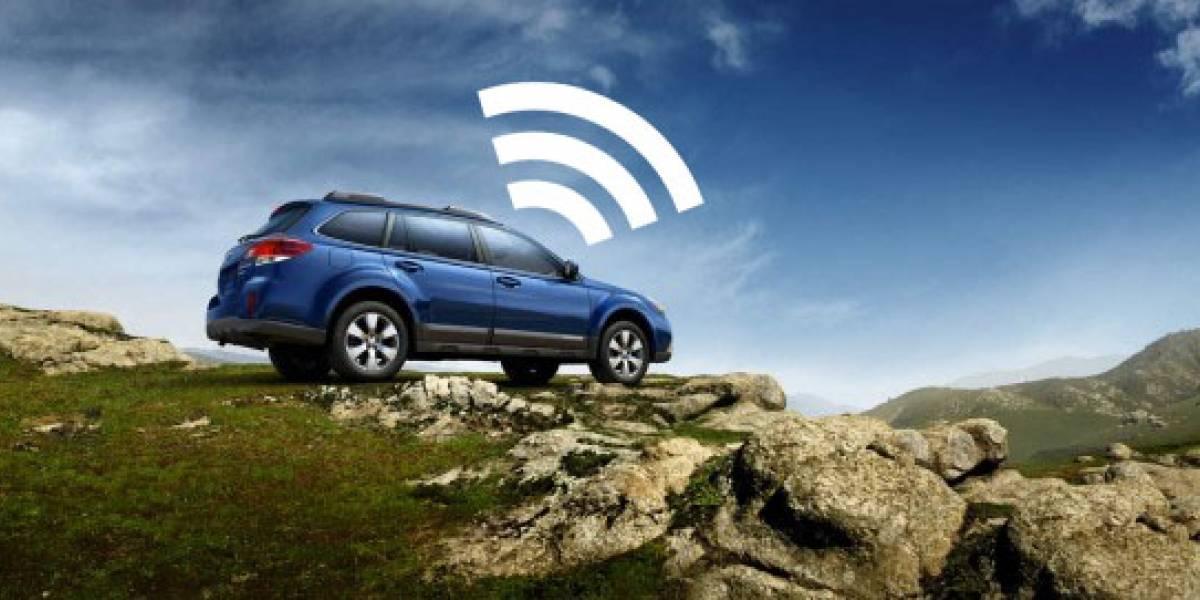 Subaru Outback 2011 incluirá un hotspot Wi-Fi