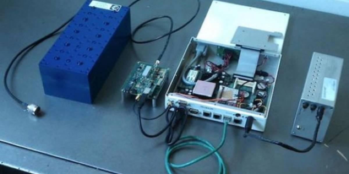 Estudiante usa antenas de televisión para aumentar alcance de red WiFi