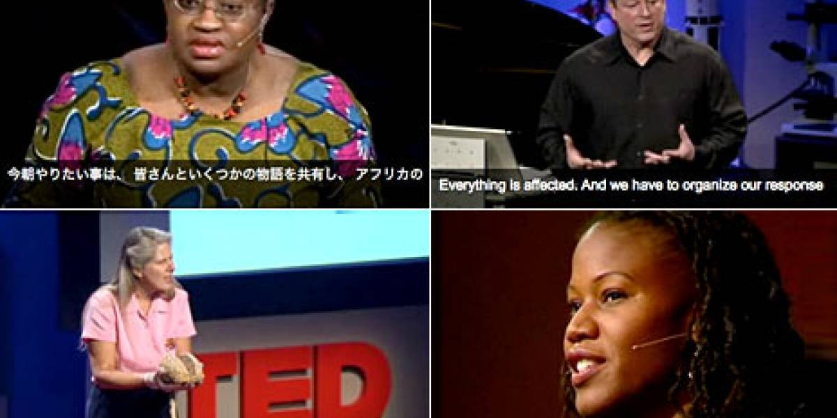 Open Translation Project: TED Talks disponibles en varios idiomas