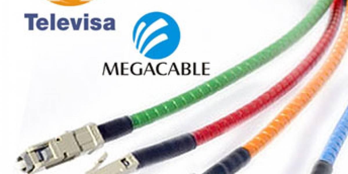Televisa, Telefónica y Megacable ganan licitación de fibra oscura en México