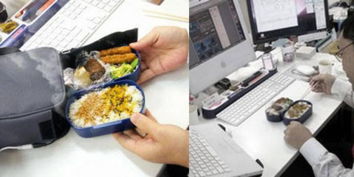 Calentador de comida USB