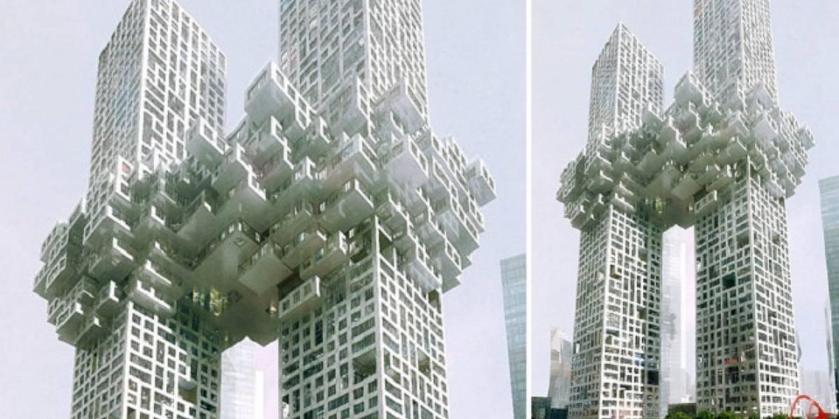 """""""The Cloud"""", una nube arquitectónica que sólo traerá malos recuerdos"""