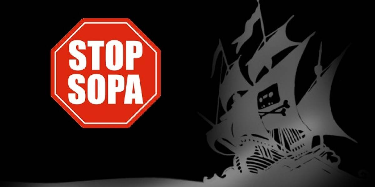 ¿Sabías que The Pirate Bay es inmune a la ley SOPA?