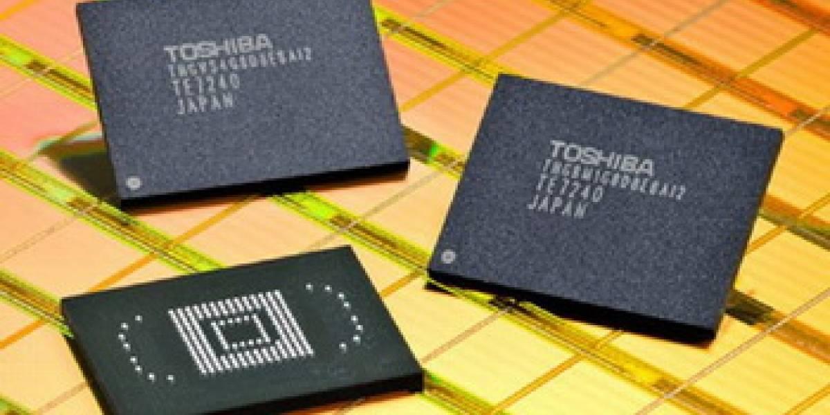 Toshiba detendrá producción de chips por 9 días