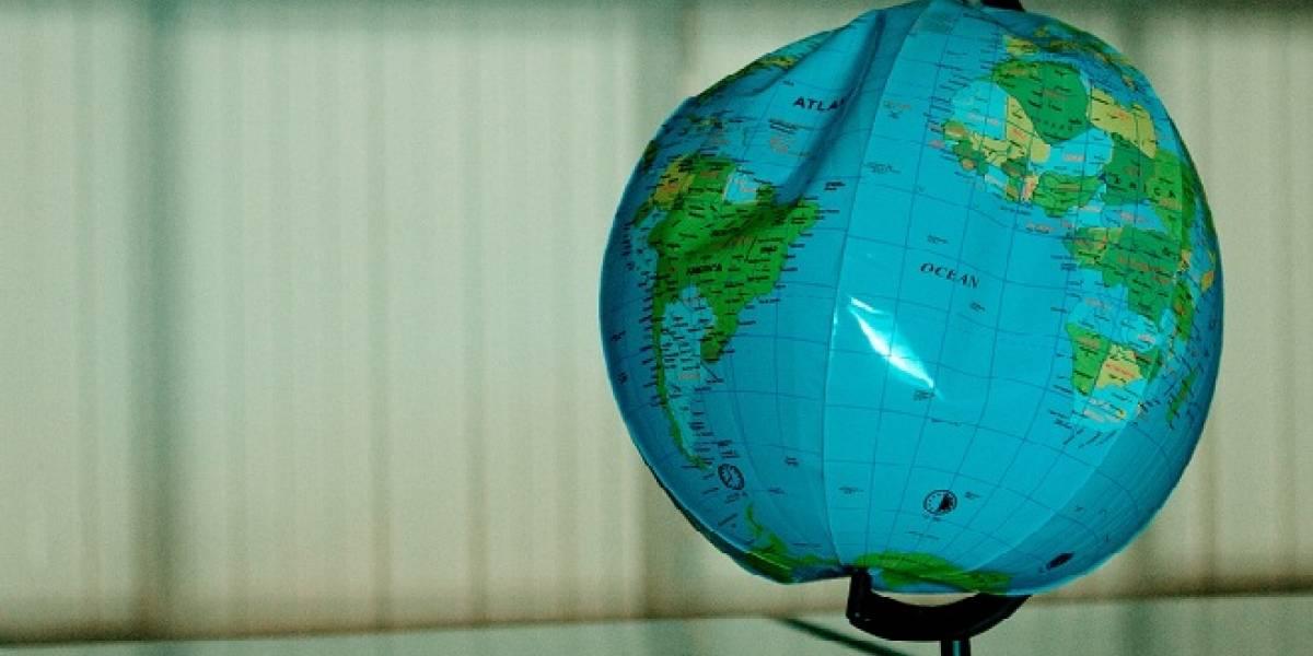 La Tierra está adelgazando unas 50.000 toneladas cada año