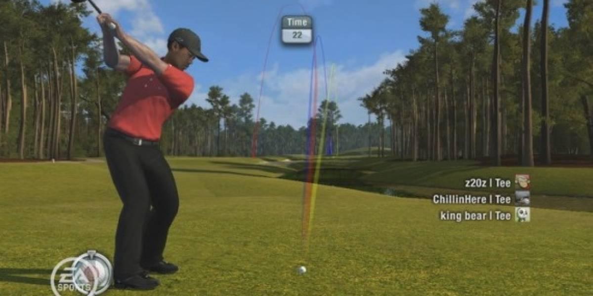 EA publicita juego para Wii con imágenes de Xbox 360