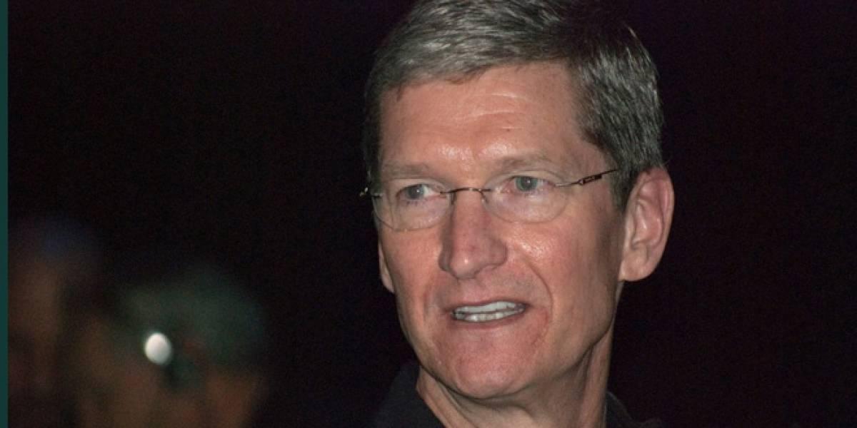 """Tim Cook y el futuro de Apple: """"No permitiré que la compañía se arruine"""" sin Jobs"""