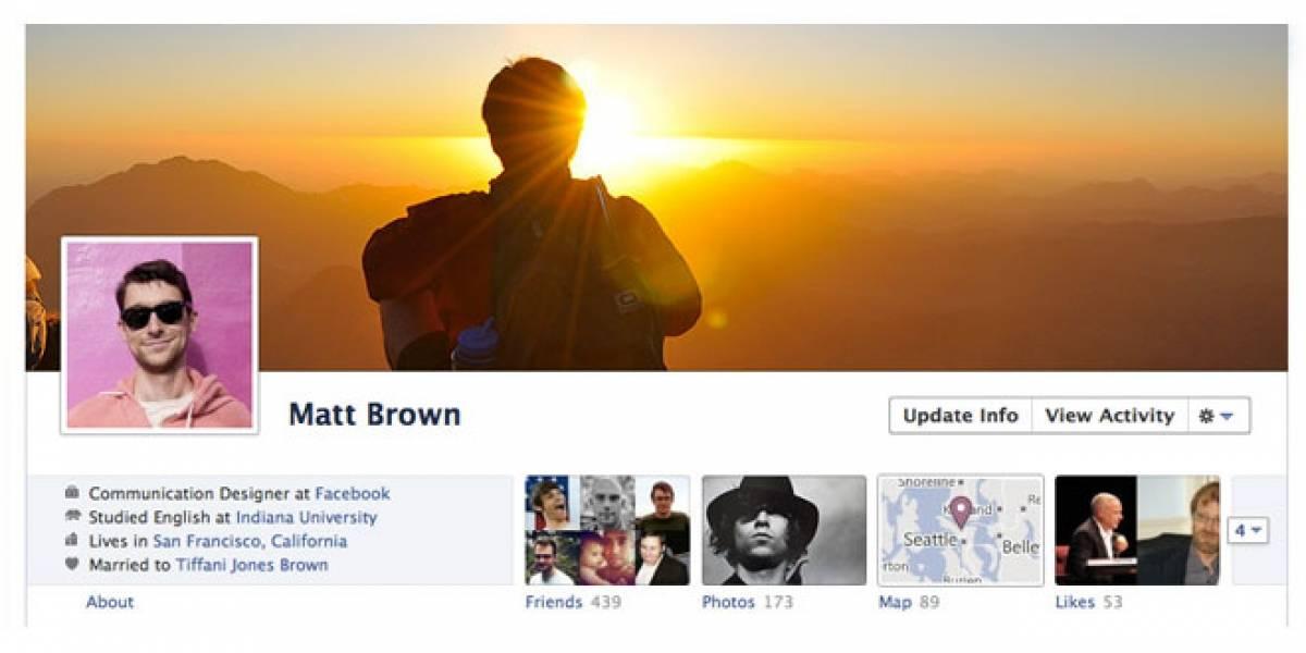 El Timeline de Facebook será obligatorio en pocos días