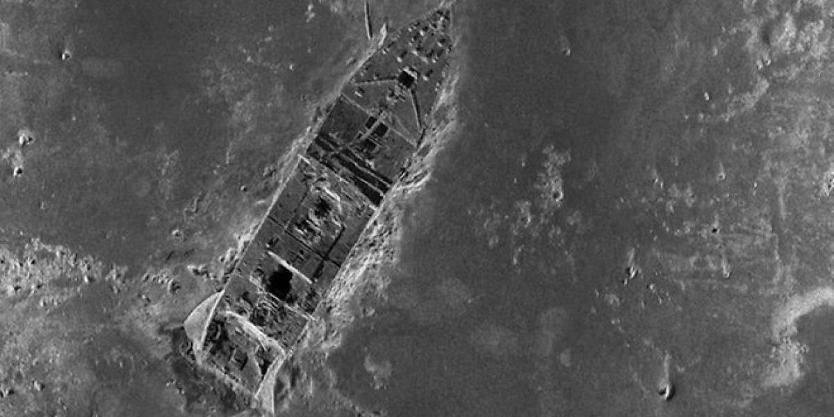 Mapa digital del Titanic revela sus últimos misterios a 100 años de la tragedia