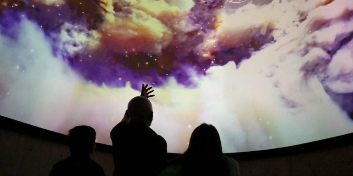 Comenzó la exhibición astronómica más grande de Latinoamérica