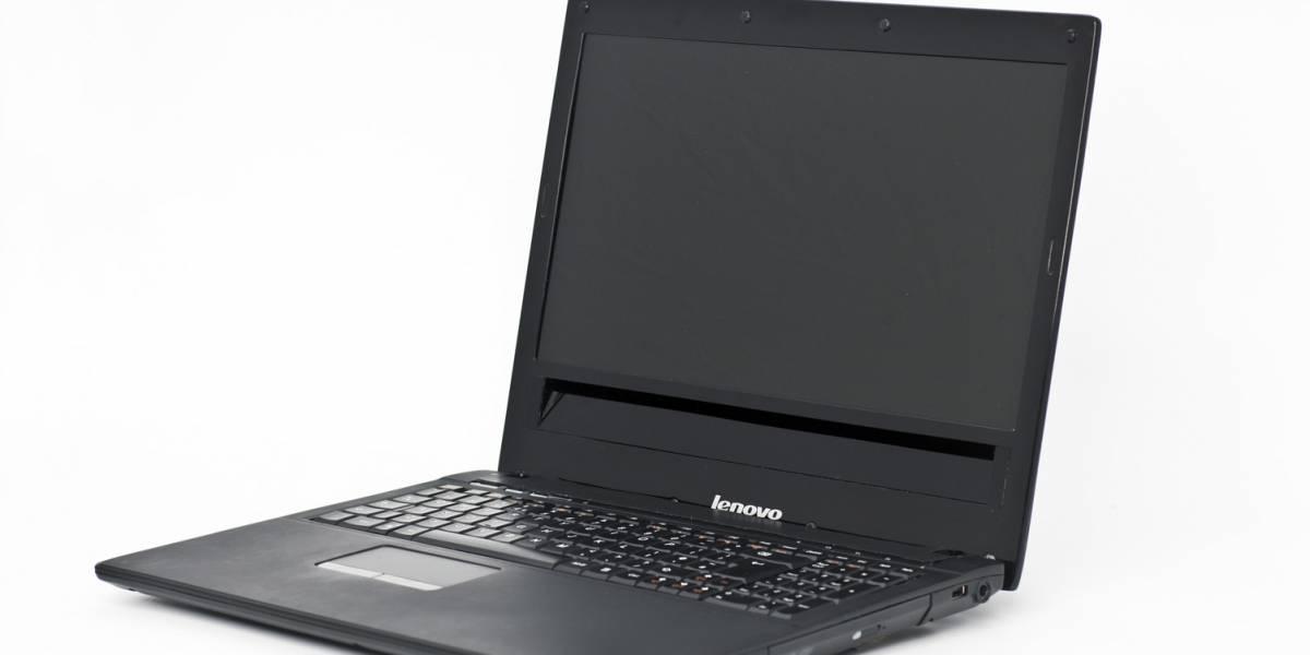 Lenovo y Tobii presentan la primera laptop controlada con los ojos