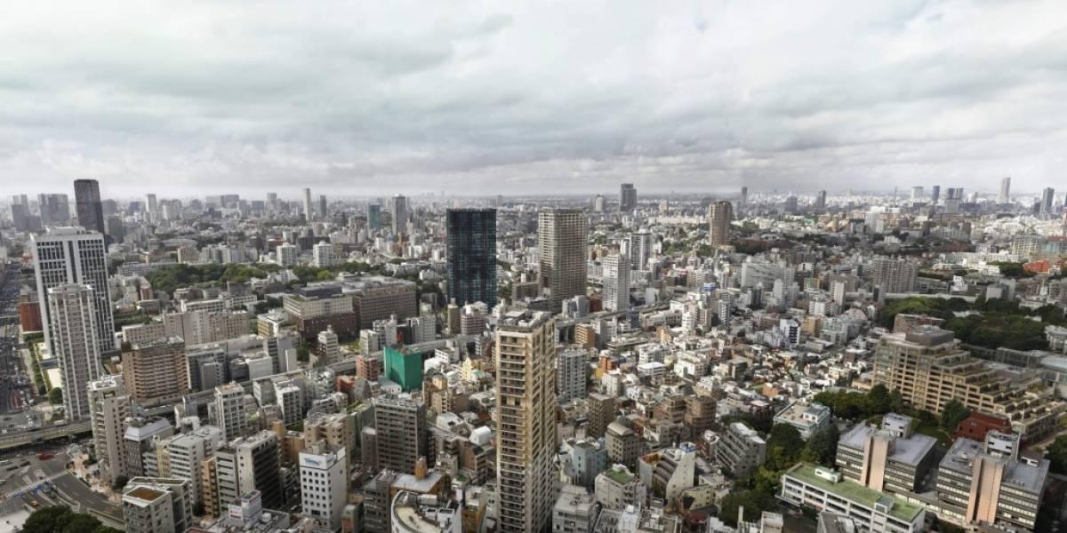 La imagen panorámica más grande de Tokio es de 180 gigapixeles