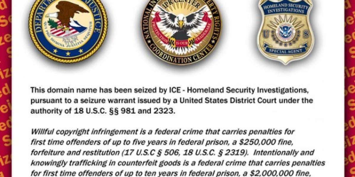 Surgen detalles sobre cierre de sitios piratas hecho en Estados Unidos