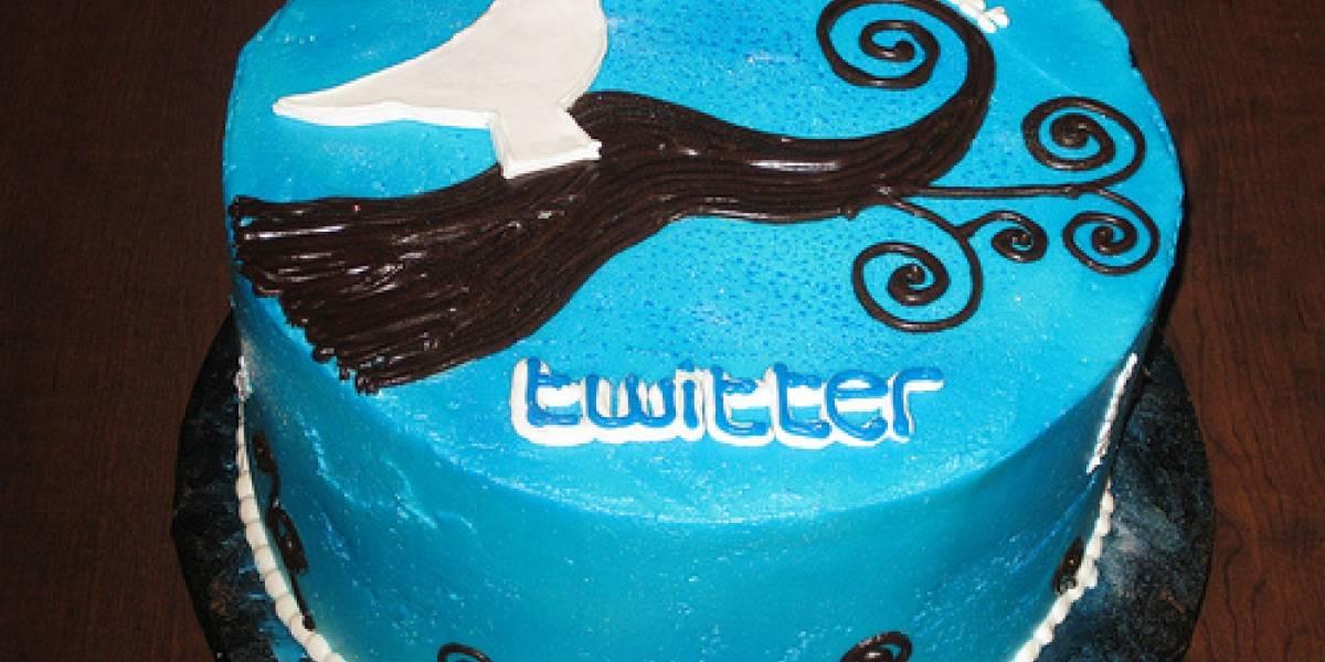 Los cinco años de Twitter en cifras
