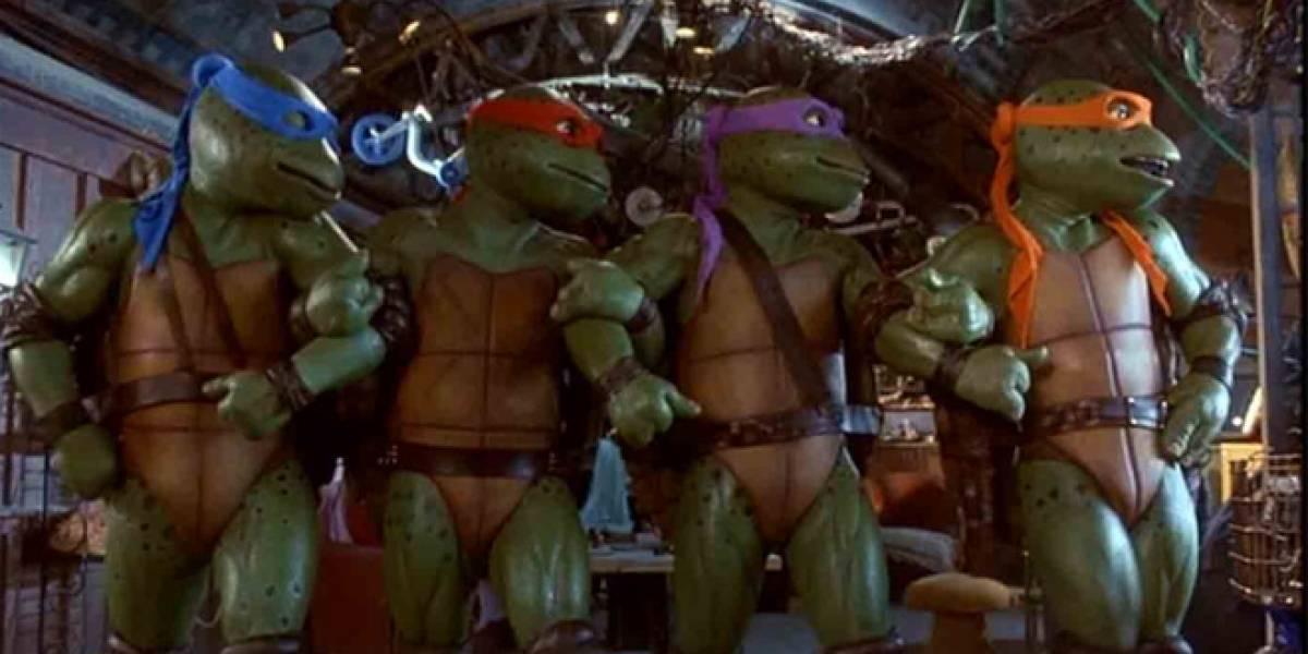 Michael Bay hará remake de la película de las Tortugas Ninja, que ahora serán aliens