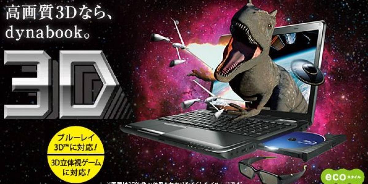 Toshiba lanza el primer notebook que lee Blu-ray 3D