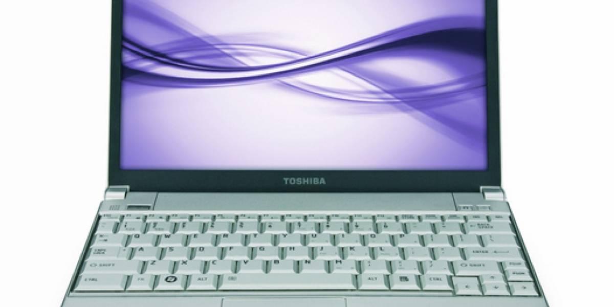 Toshiba Portégé R600: La laptop más verde del mercado llega a México