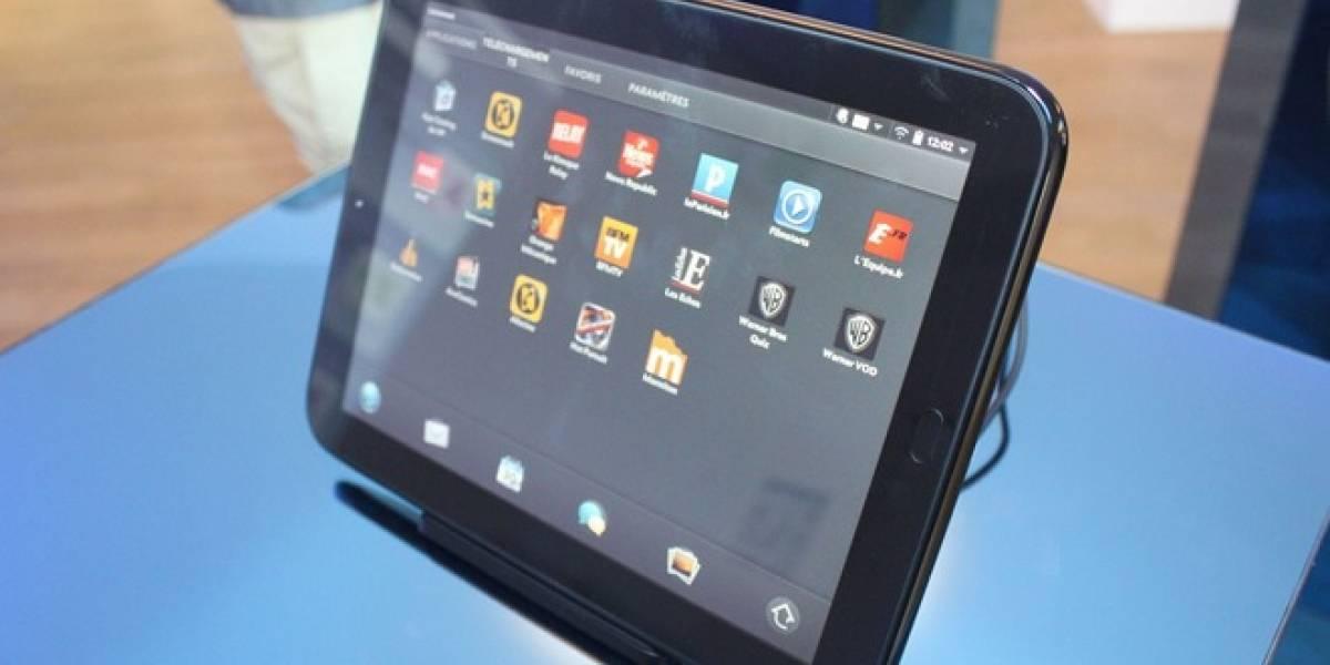 Futurología: HP presentaría servicio de streaming de música con el TouchPad