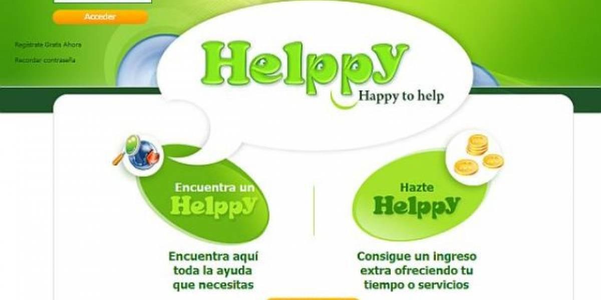 España: Nace Helppy, un nuevo mercado virtual
