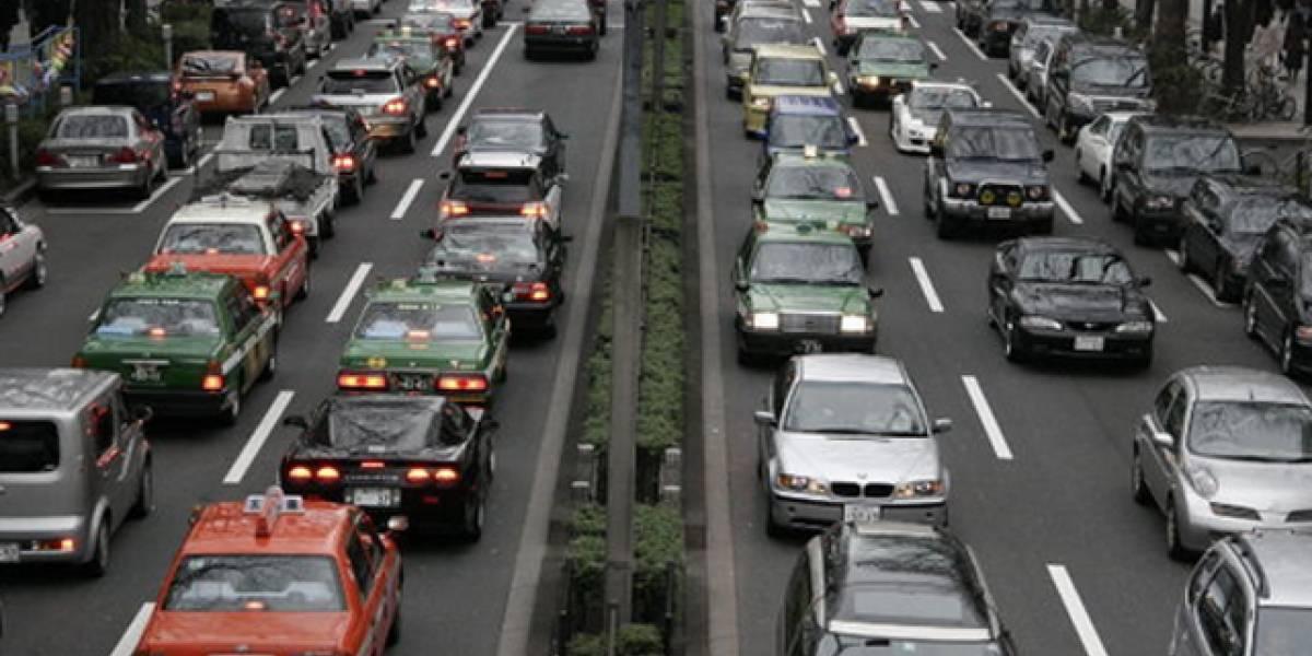 Estudio: El tráfico provoca más infartos que el consumo de cocaína