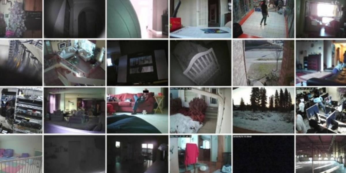 Cámaras de seguridad TRENDnet transmitieron la vida de miles de personas por internet