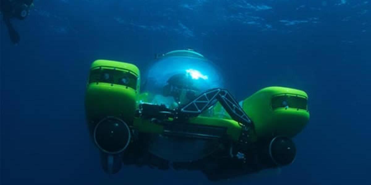 A mayor profundidad, mayor resistencia: Así el Triton 36.000 viajará al mismísimo fondo de los mares