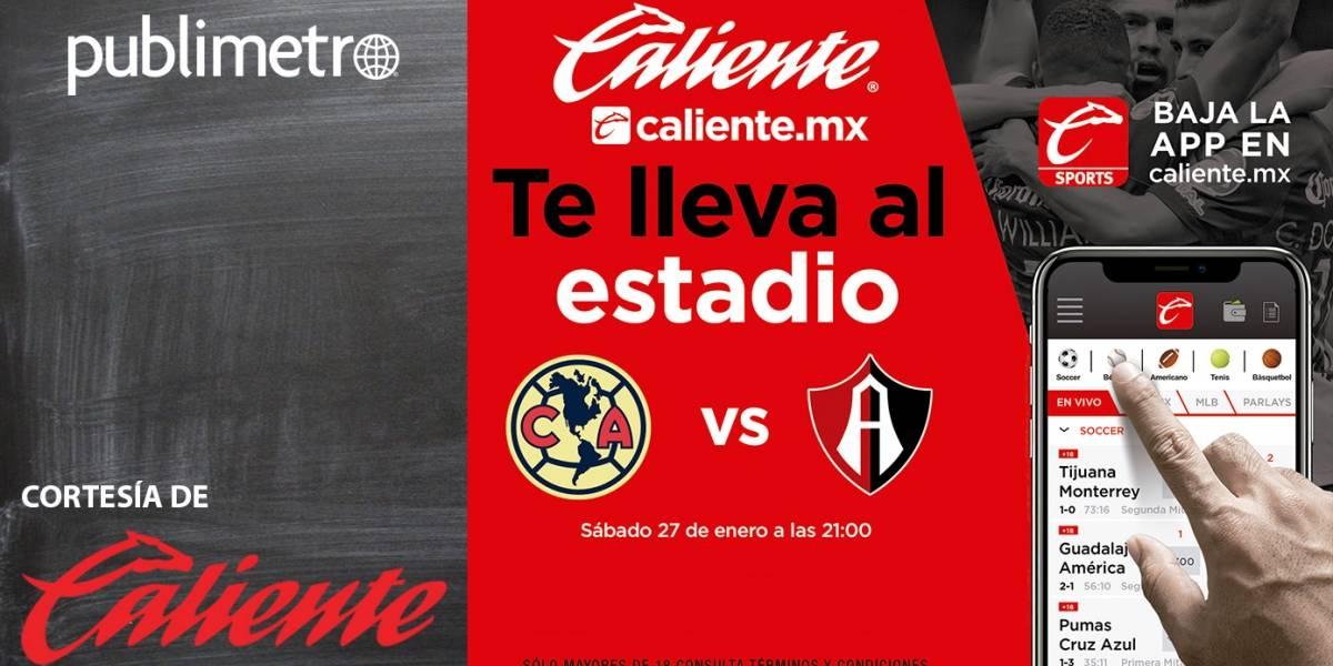 CDMX, ¡Gana! boletos con Caliente