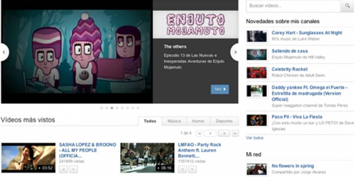 Tuenti ahora estrena portal de vídeos