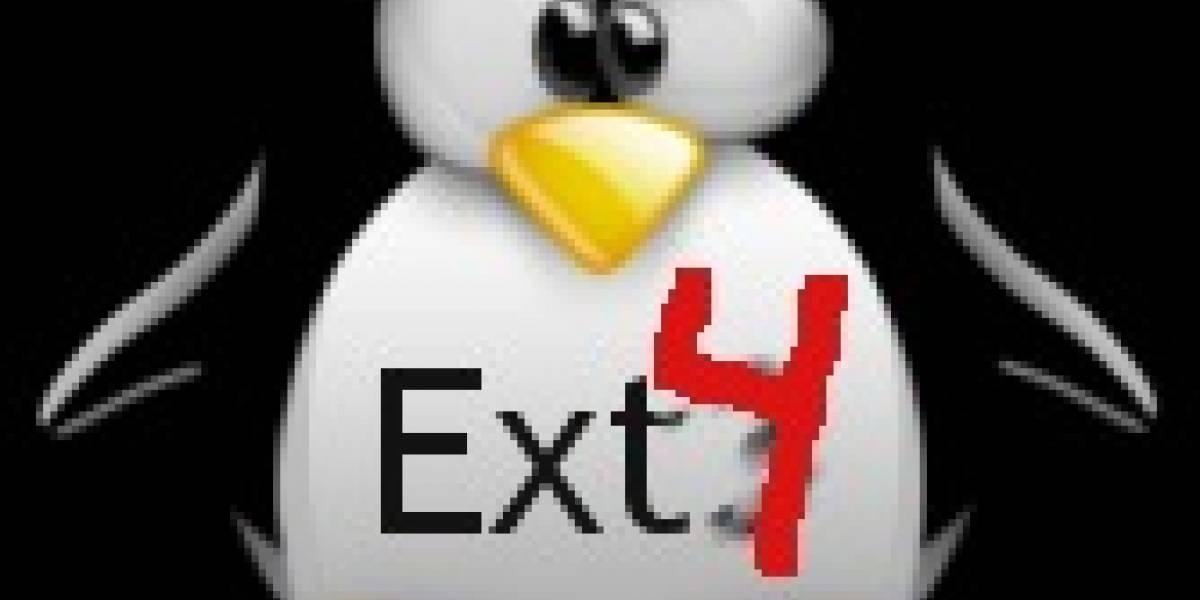 Ext4 : Un nuevo sistema de archivos para Linux