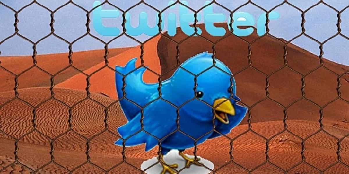 Usuarios de Twitter llaman a protestar contra el plan de censura de la red social