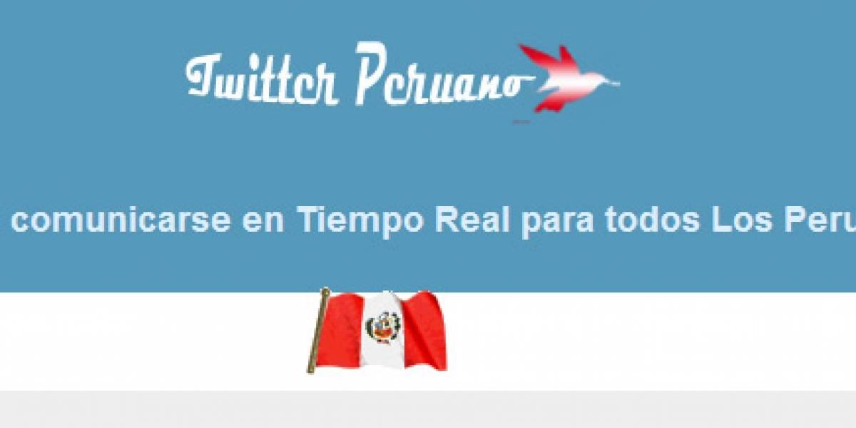 """Ya viene el """"Twitter Peruano"""""""