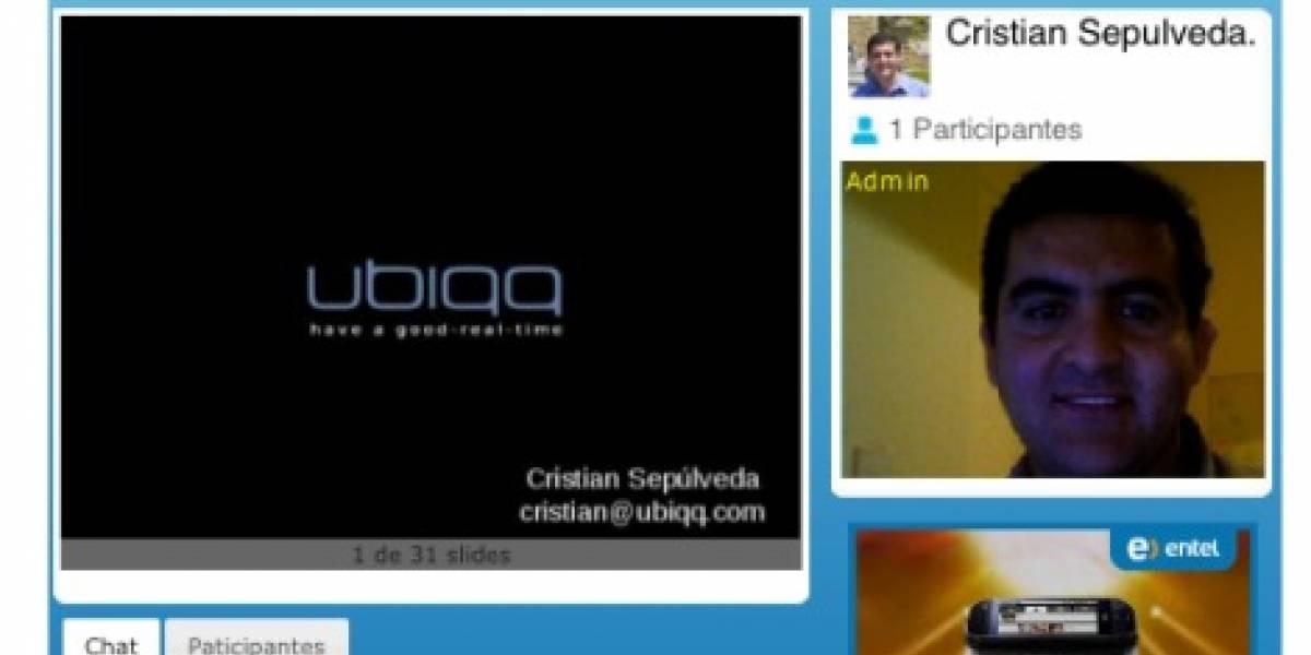 Ubipitch, sistema para hacer seminarios gratis vía Facebook