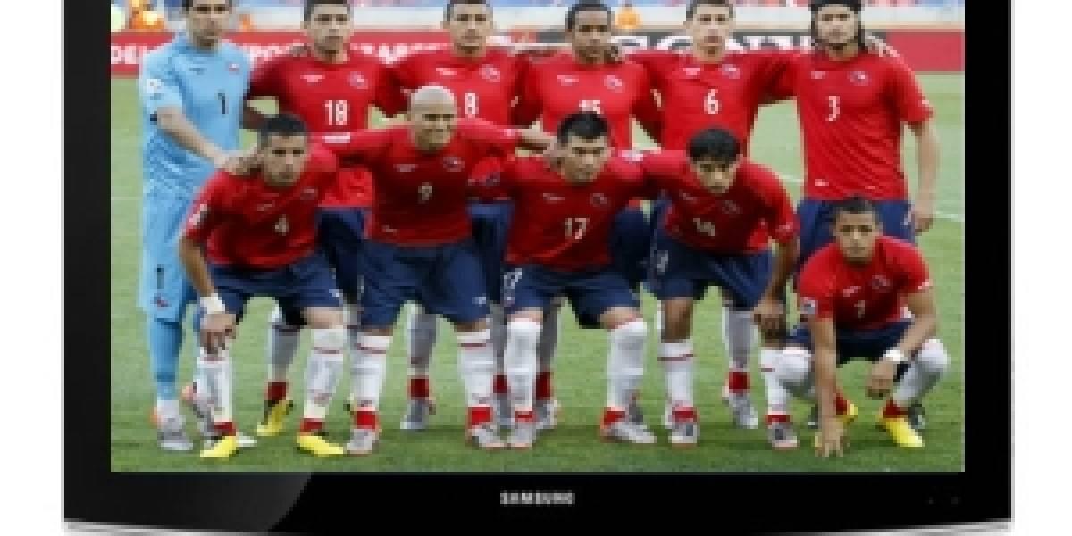 Chile: En la V Región también podrán ver el partido Chile-España en HD