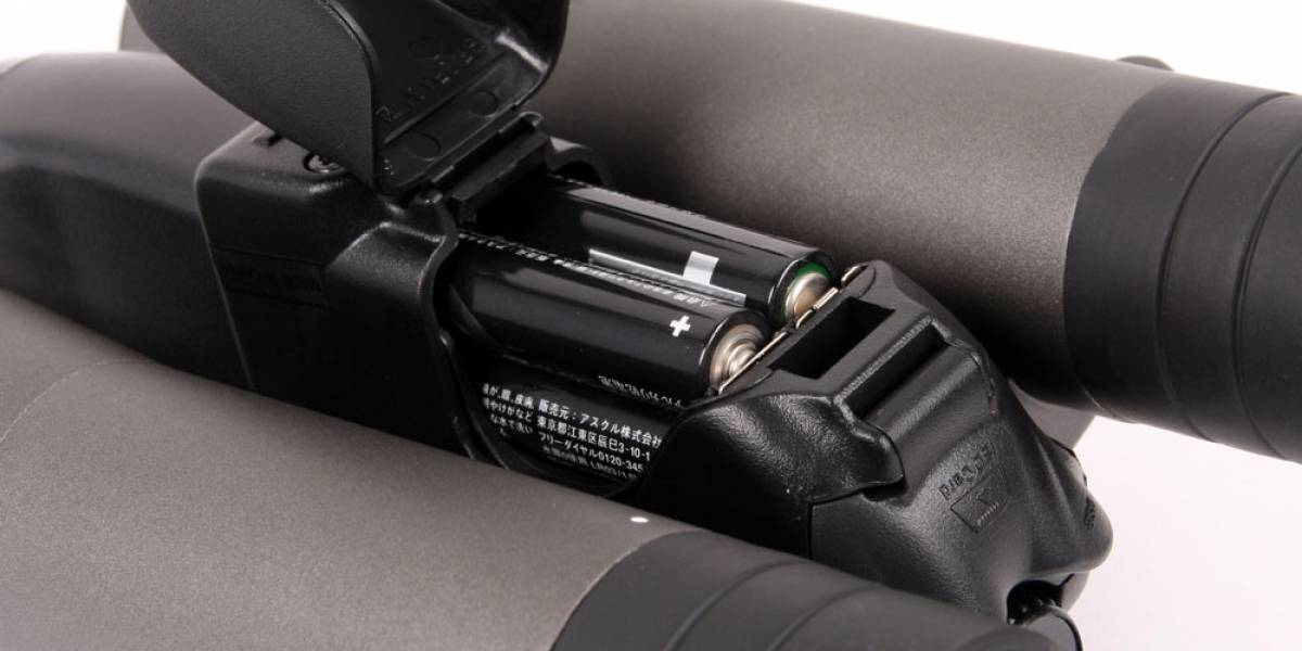 Thanko presenta un producto híbrido que combina binoculares y una cámara de 8MP