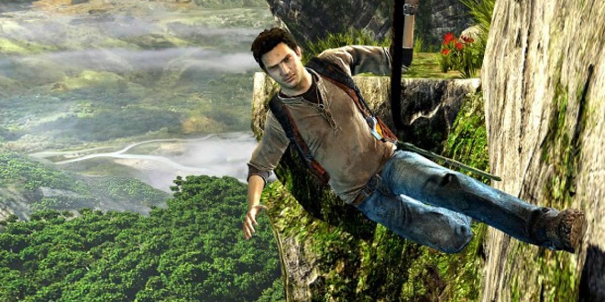 Compra tu PS Vita  en la Sony Store Madrid y llevate gratis Uncharted: Golden Abyss