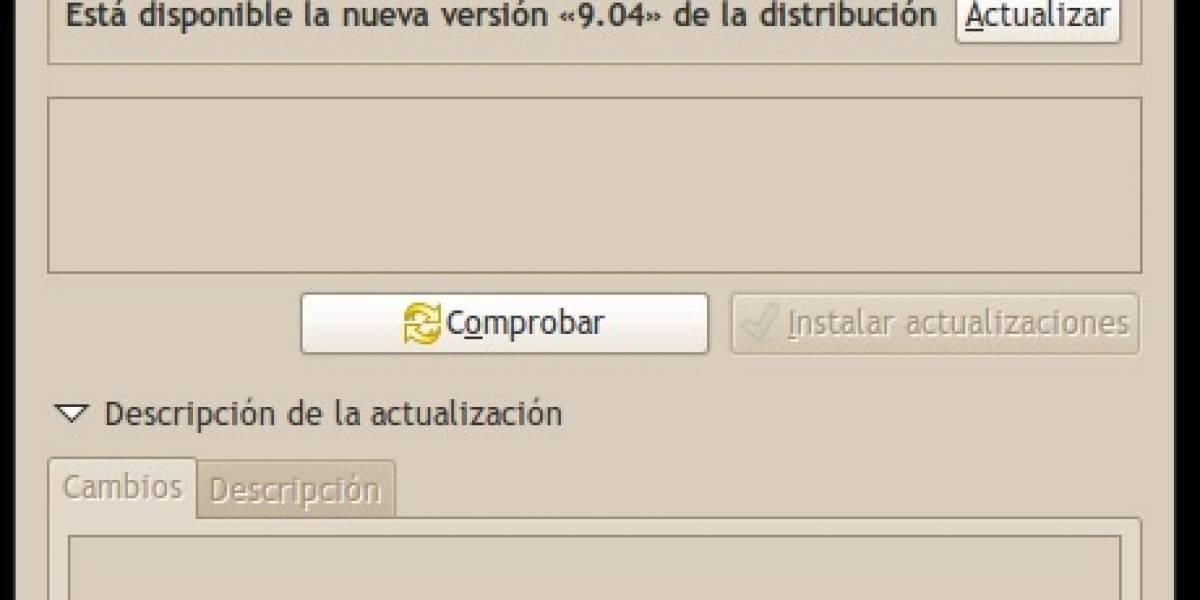 Ubuntu 9.04 ya está entre nosotros