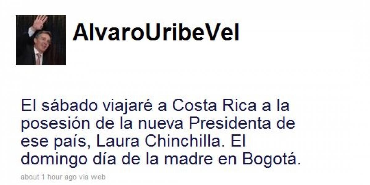 Presidente de Colombia también se suma a Twitter