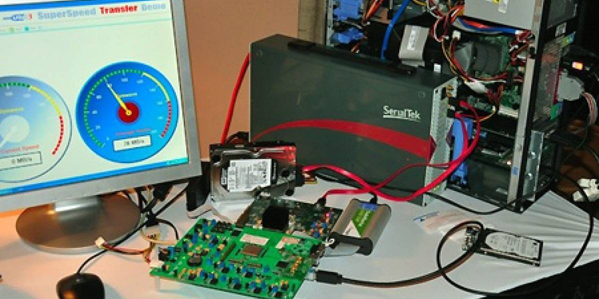 CES09: USB 3.0 no alcanza las expectativas