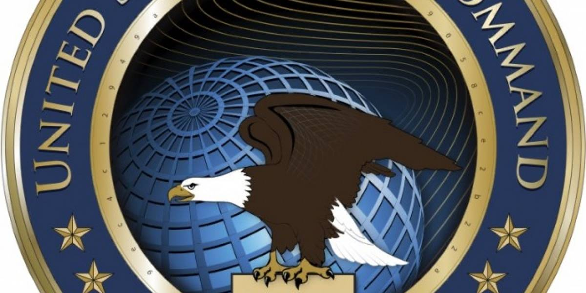 Texto cifrado en el logo del USCYBERCOM (Actualizado)