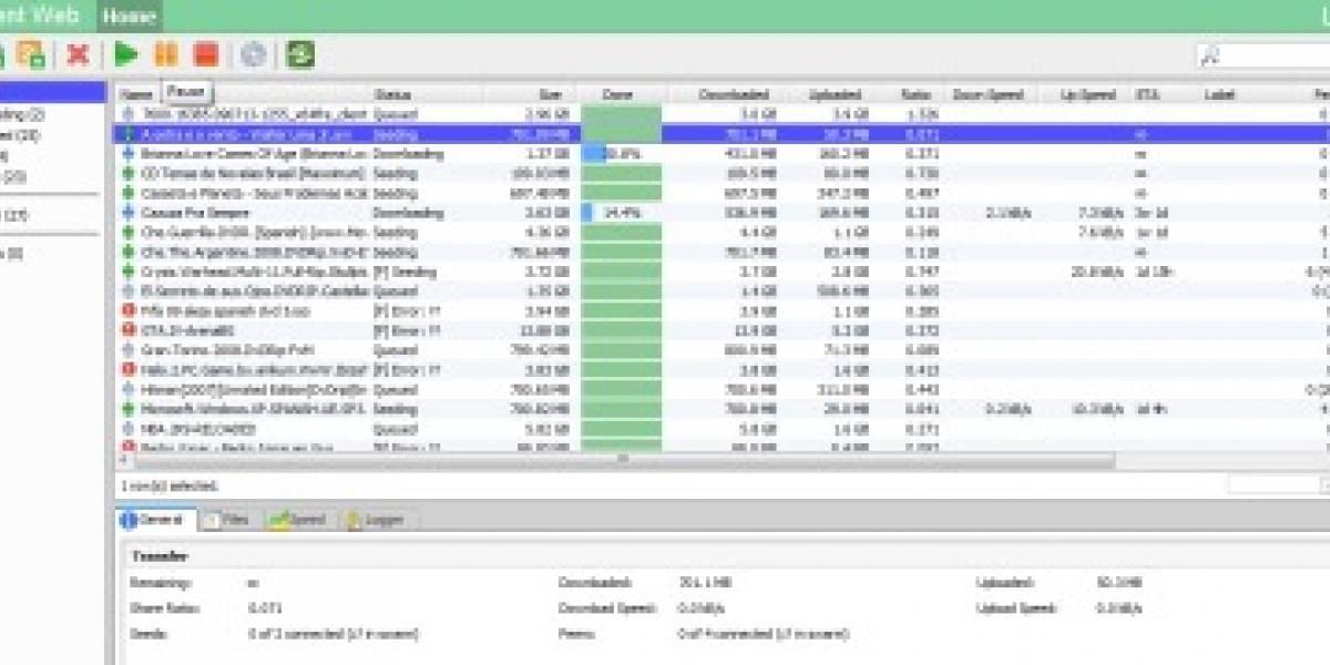 Nuevo uTorrent te permitirá controlar fácilmente tus descargas en línea