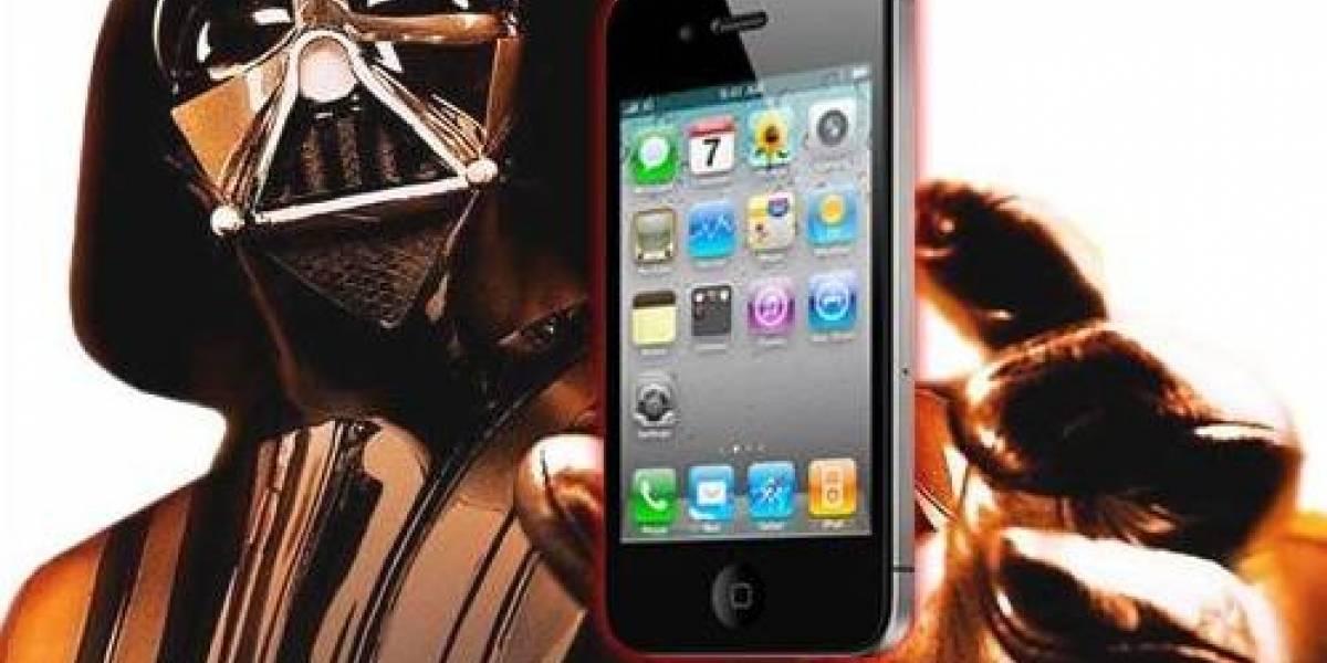 Apple: La falla de recepción del iPhone 4 es de software