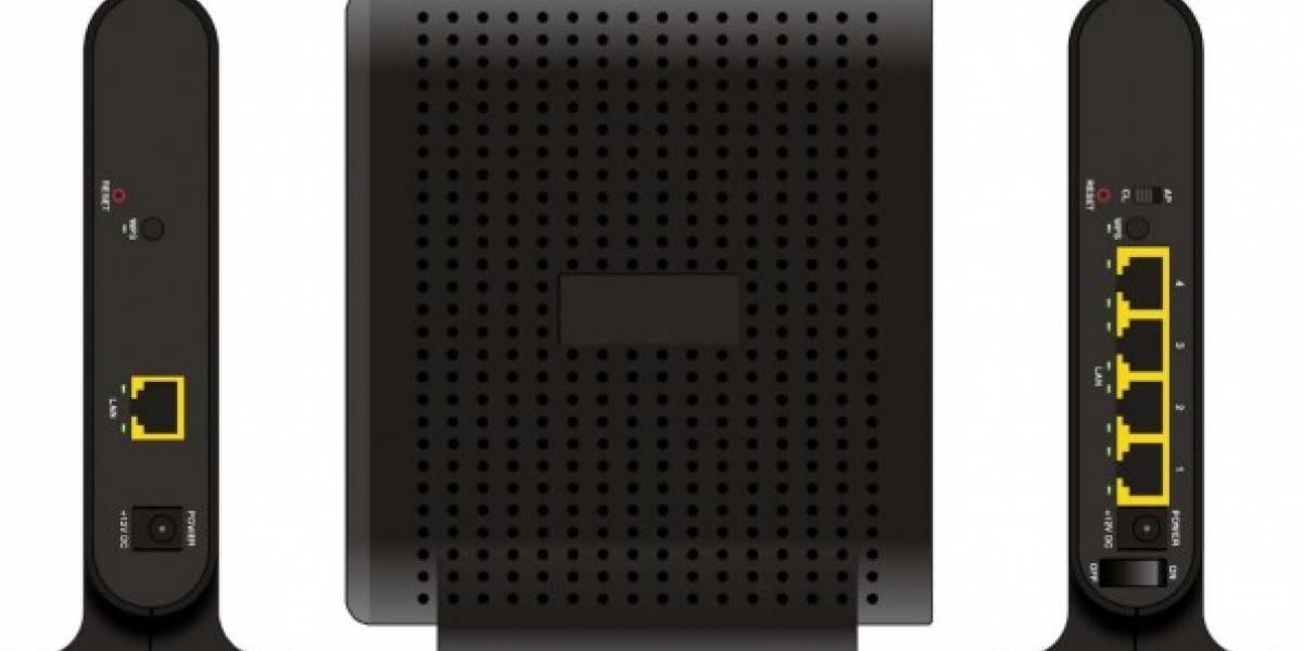 Motorola VAP2400: Transmisión inalámbrica de video HD hacia múltiples televisores